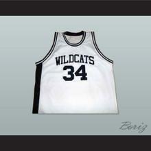 Len Bias Northwestern Wildcats High School Basketball Jersey White New