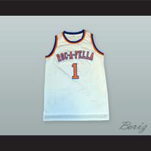 Shawn Carter 1 Roc-A-Fella White Basketball Jersey