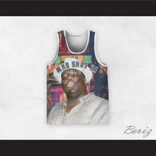Biggie Smalls 09 Who Shot Ya Basketball Jersey Design 2