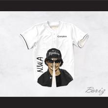 Eazy-E 07 N.W.A. Compton Baseball Jersey Design 1