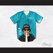 Eazy-E 07 N.W.A. Compton Baseball Jersey Design 3