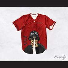 Eazy-E 07 N.W.A. Compton Baseball Jersey Design 5