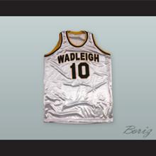 Derrick Mack 10 Wadleigh Tigers Basketball Jersey