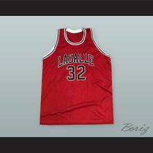 Stephen McDowell 32 LaSalle Academy Basketball Jersey