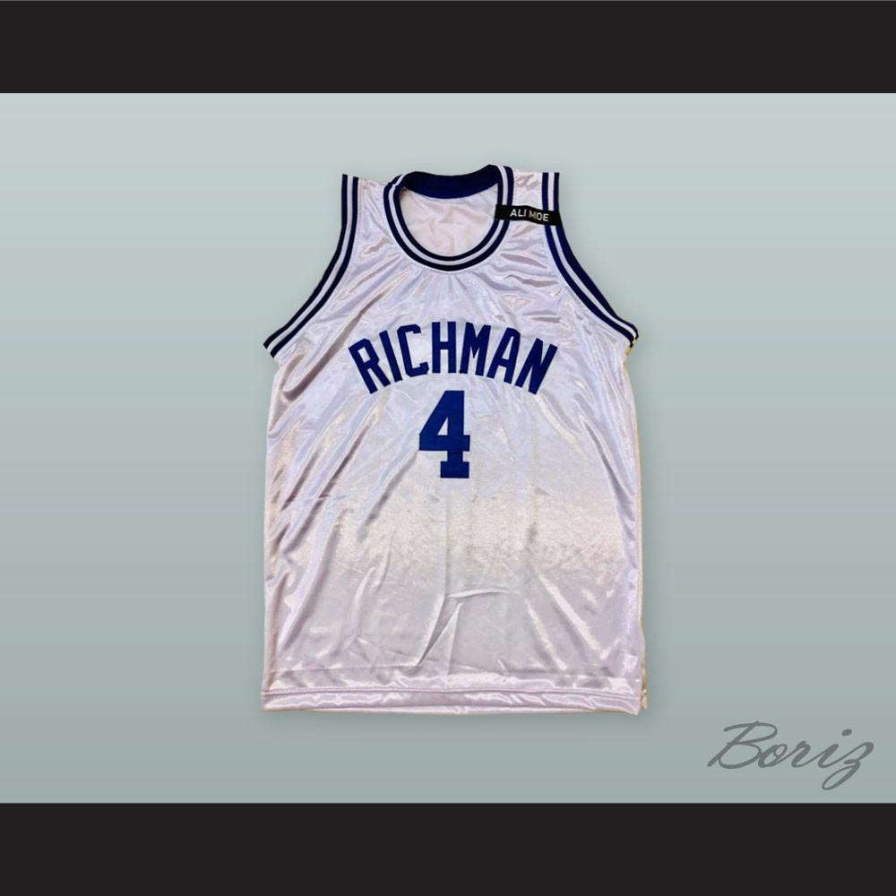 91ab6bd7fe8 ... Evans 4 Julia Richman High School Basketball Jersey. Price: $52.99.  Image 1