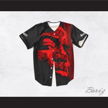 Biggie Smalls Baseball Jersey Design 2
