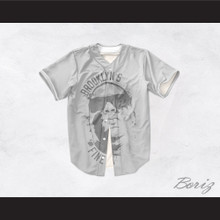 Notorious B.I.G. 35 Brooklyn's Finest Baseball Jersey Design 3