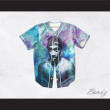 Tupac Shakur 23 Thug Life Baseball Jersey Design 3