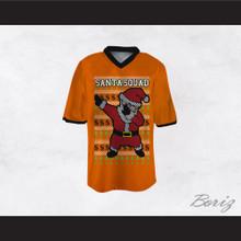 Santa Squad Football Jersey Design 4