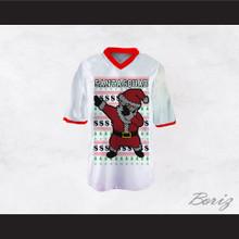 Santa Squad Football Jersey Design 5