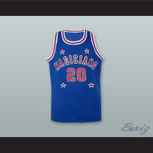Marques Haynes Harlem Magicians Basketball Jersey