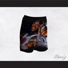 Space Jam Tune Squad Basketball Shorts Design 2