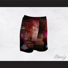 Space Jam Tune Squad Basketball Shorts Design 4