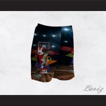 Space Jam Tune Squad Basketball Shorts Design 5