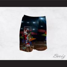 Space Jam Tune Squad Basketball Shorts Design 5