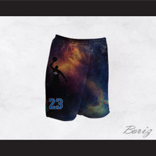 Space Jam Tune Squad Basketball Shorts Design 6
