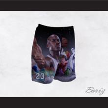 Space Jam Tune Squad Basketball Shorts Design 7