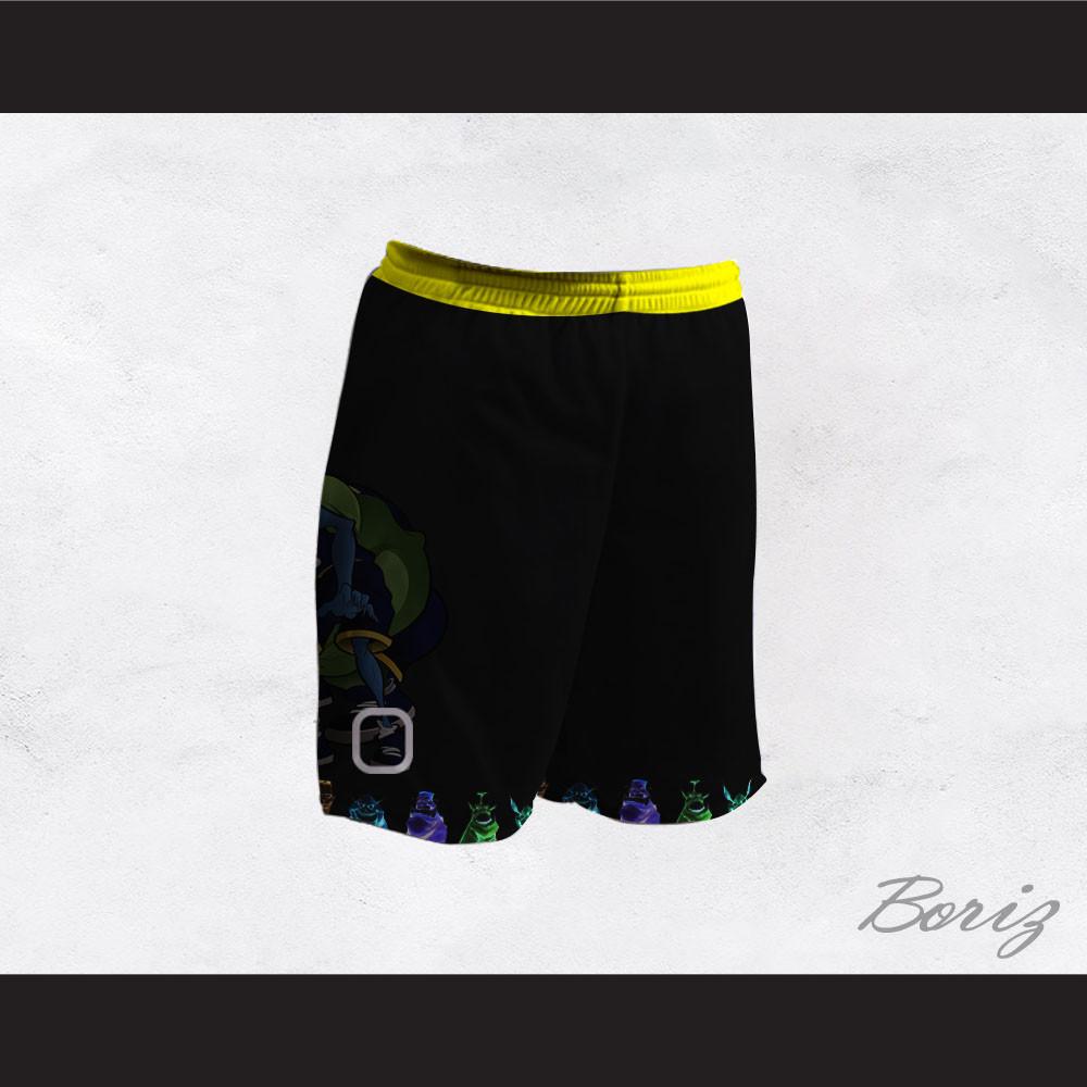 906b71b97f288d Space Jam Monstars Basketball Shorts