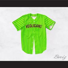 Hooligans 24K Neon Green Baseball Jersey
