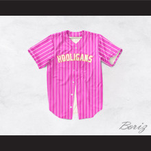 Hooligans 24K Pink Baseball Jersey