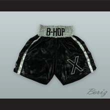 Bernard 'The Executioner' Hopkins Black Boxing Shorts