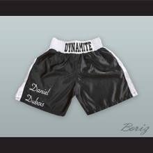 Daniel 'Dynamite' Dubois Black Boxing Shorts