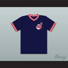 Willie Mays Hayes 00 Dark Blue Baseball Jersey Major League