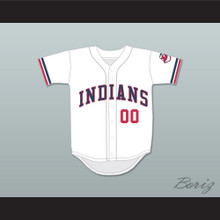 Willie Mays Hayes 00 White Baseball Jersey Major League
