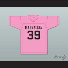 Player 39 Maneaters Intramural Flag Football Jersey Balls Out