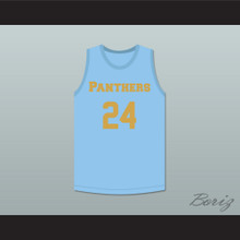 Caleb Fuller 24 Panthers Intramural Flag Football Jersey Balls Out