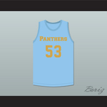 Jimmy Harris 53 Panthers Intramural Flag Football Jersey Balls Out