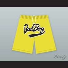 Biggie Smalls 10 Bad Boy Basketball Shorts