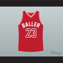Nathan Scott 23 One Tree Hill Baller Basketball Jersey