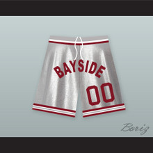 Screech 00 Bayside Tigers Basketball Shorts