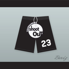 Motaw 23 Tournament Shoot Out Birdmen Basketball Shorts