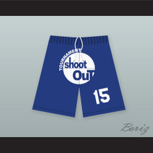 Thomas 'Shep' Shepard 15 Tournament Shoot Out Bombers Shorts