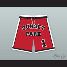 Shorty 1 Sunset Park Basketball Shorts