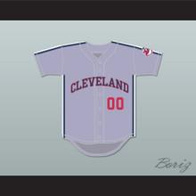 Willie Mays Hayes 00 Gray Baseball Jersey Major League II