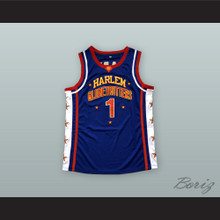 Kevin Hart 1 Harlem Globetrotters Basketball Jersey