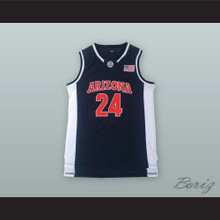 Andre Iguodala 24 Arizona Basketball Jersey