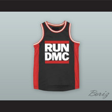 RUN DMC 82 Hollis Queens Basketball Jersey