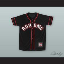 RUN DMC 82 Hollis Queens Baseball Jersey