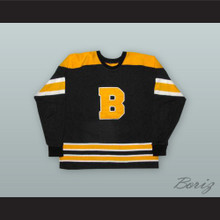 Cal Gardner 9 Boston Hockey Jersey