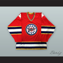 Hockey Night in Canada Red Hockey Jersey