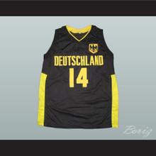 Dirk Nowitzki Deutschland Basketball Jersey