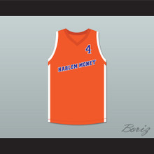 Preacher 4 Harlem Money Basketball Jersey Uncle Drew