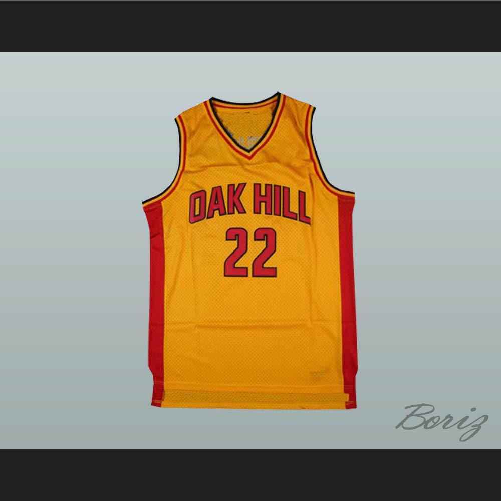 sports shoes d737b f2b18 Carmelo Anthony Oak Hill Academy Basketball Jersey