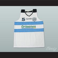 Manu Ginobili Argentina Basketball Jersey