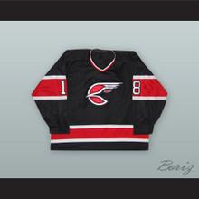 Dimitri Kvartalnov 18 San Diego Gulls Black Hockey Jersey