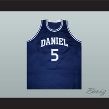 Pete Maravich Daniel High School Basketball Jersey New Any Size